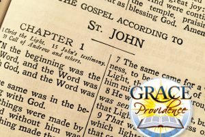 Gospel of John with logo
